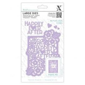 Happily Ever After 5 Piece Large Die set