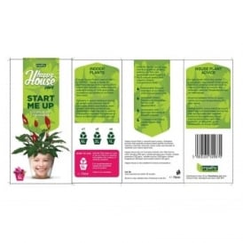 Happy House Start Me Up Plant Food 75ml