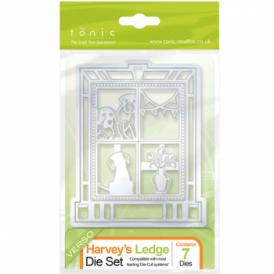 Harveys Ledge Pet Window Die Set