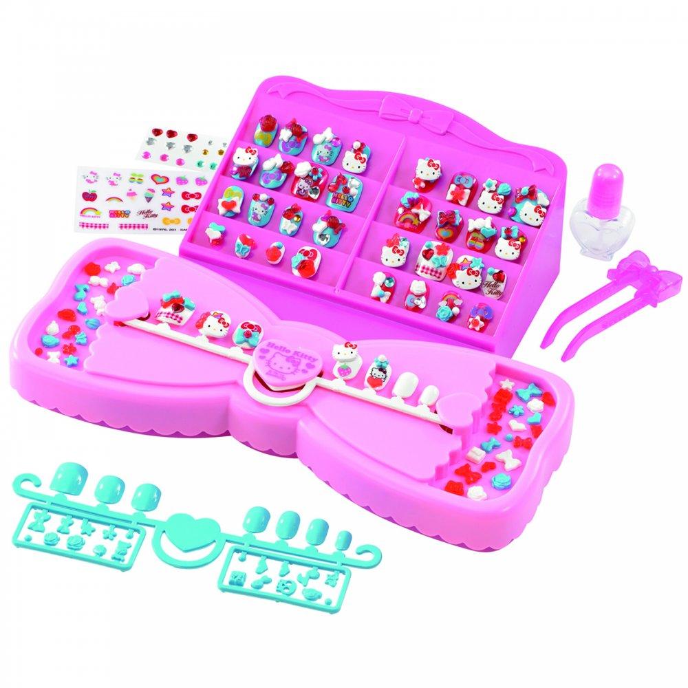 Hello Kitty Aqua Beads Nail Studio Flair From Craftyarts Co Uk Uk