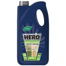 Hero Patio & Decking Power Cleaner 2.5L
