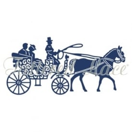 Horse and Carriage Dies