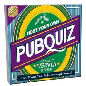Host Your Own Pubquiz Game