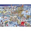 I Love Christmas - 1000 Piece Puzzle