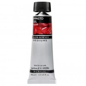 Impasto Gel Medium Gloss 75ml Tube