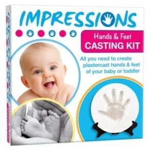 Impressions - Hands & Feet Casting Kit