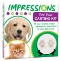 Impressions - Pet's Paws Casting Kit