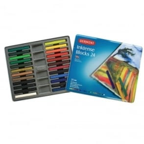Inktense Blocks - 24 Tin