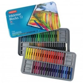 Inktense Blocks - 72 Tin