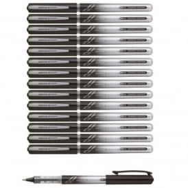 Insight Rollerball Pens 15 Pack - Black Ink