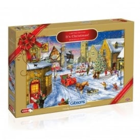 It's Christmas - Limited Edition - 1000 Piece Puzzle