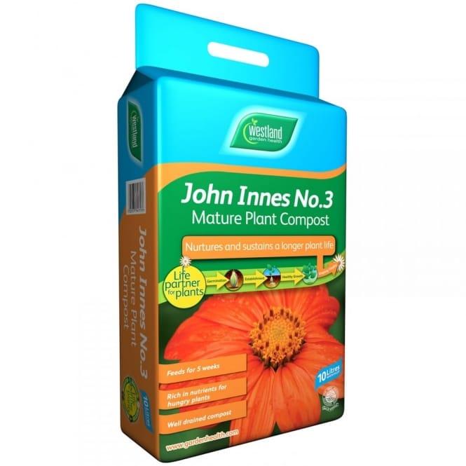 john innes mature plant compost no 3 10l. Black Bedroom Furniture Sets. Home Design Ideas