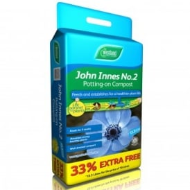 John Innes No.2 Potting-on Compost 10lt +33% Free