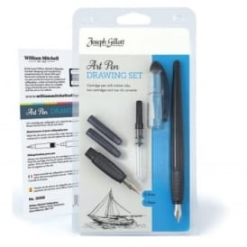 Josephp Gillott Art Pen Drawing Set