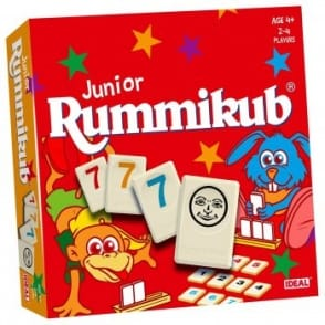 Junior Rummikub Board Game