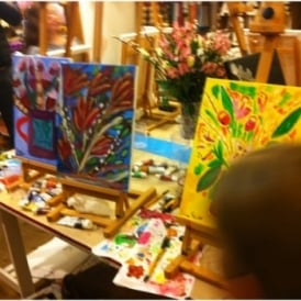 Kids Acrylic Painting Party | 2hrs | Contact us to Secure Dates