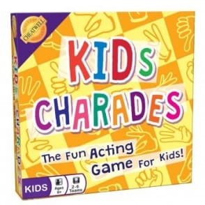 Kid's Charades Game
