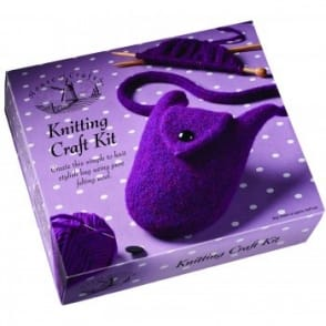 Knitting Craft Kit