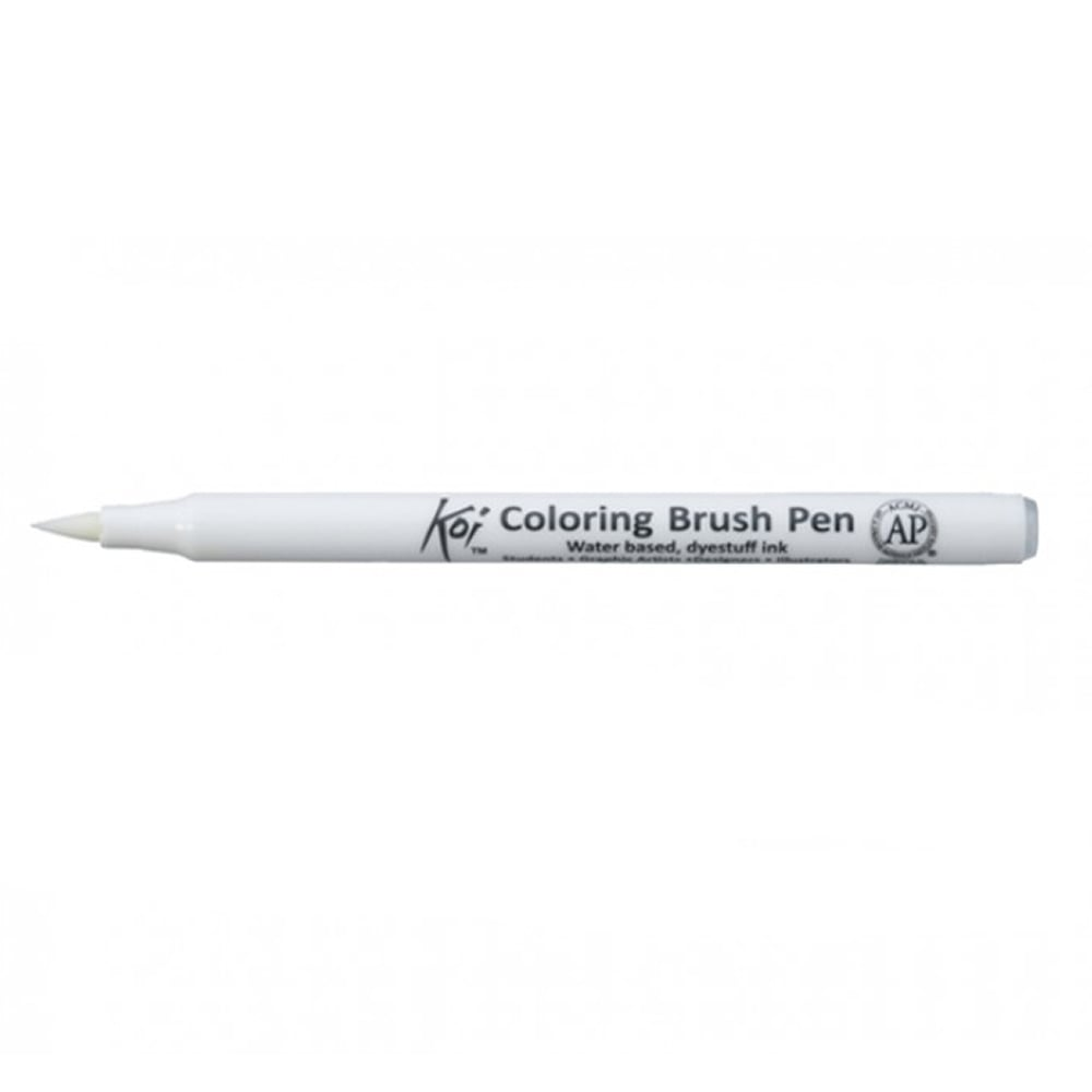 Koi colouring brush pen blender for Koi brush pen