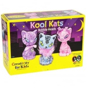 Kool Cats Bobble Head Kit