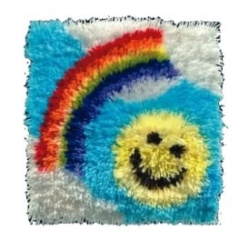 Latch Hook Rainbow*