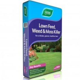 Lawn Feed, Weed & Moss Killer 17.5KG