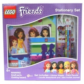 Lego Friends Stationery Set*