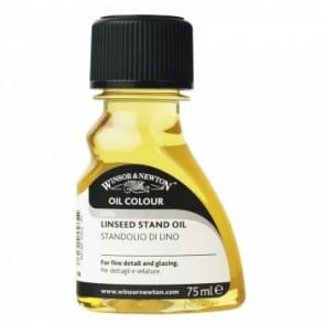 Linseed Stand Oil 75ml
