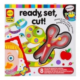 Little Hands Ready, Set & Cut Kit