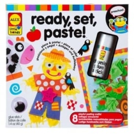 Little Hands Ready Set Paste Kit