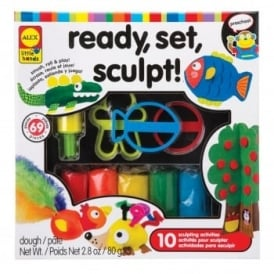 Little Hands Ready Set Sculpture Kit