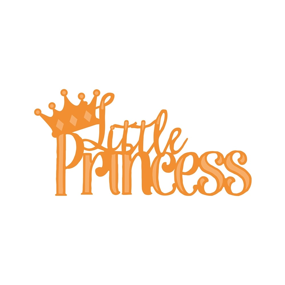 Little princess crown die tonic studios from craftyarts for Small princess
