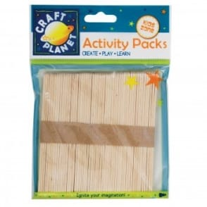 Lollipop Sticks (Pack of 50)