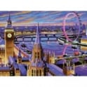London Large Painting By Numbers