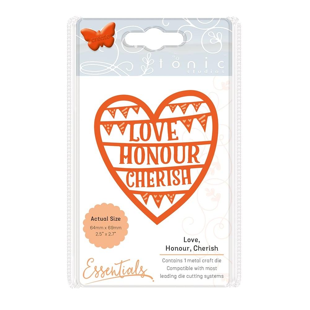 Love Honor Cherish Heart Die*^^