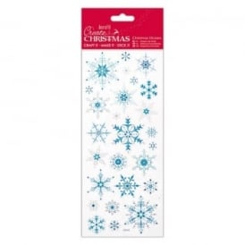 Luxury Stickers - Snowflakes