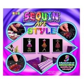 Sequin art sequin art kits 3d sequin art crafty arts mannequins sequin art style solutioingenieria Gallery
