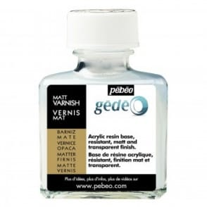 Matt Varnish 75ml
