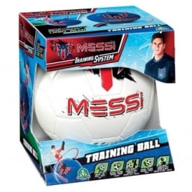 Messi Training Ball - White