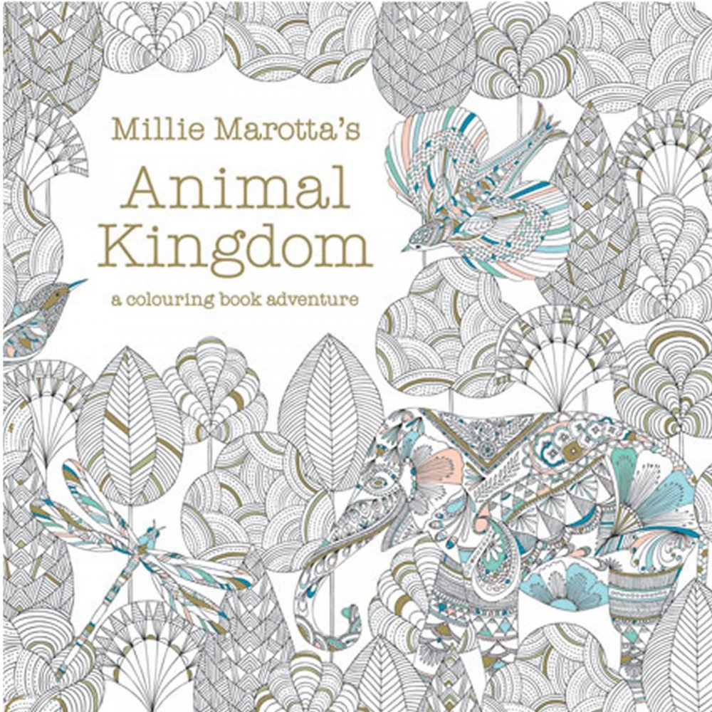 Zen colouring book animals - Co Coloring Book Uk Download Image Zen Colouring Magazine Animals