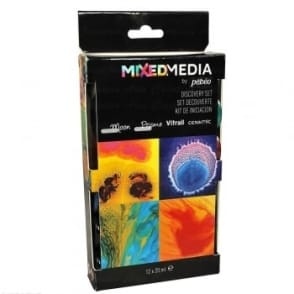 Mixed Media Discovery Set 12 Pack