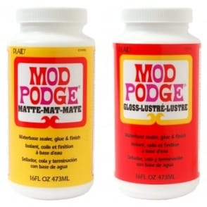 Mod Podge 16oz Twin Pack