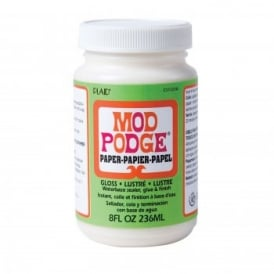 Mod Podge Paper Gloss 8oz 236ml