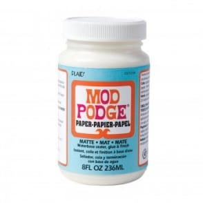 Mod Podge Paper Matte 236ml /8oz