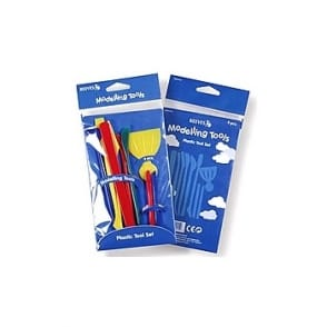 Modelling Tools 9 Piece Tool Set