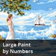 Large Paint by Numbers