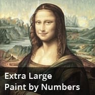 Extra Large Paint by Numbers