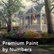 Premium Paint by Numbers