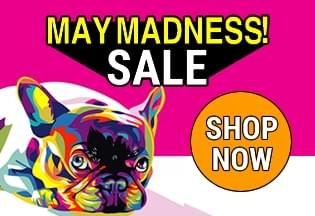 May Madness Drop Down Promo
