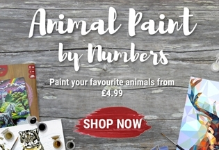 Animal Paint By Numbers Dropdown